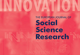 Cover der Fachzeitschrift Innovation - The European Journal of Social Science Research